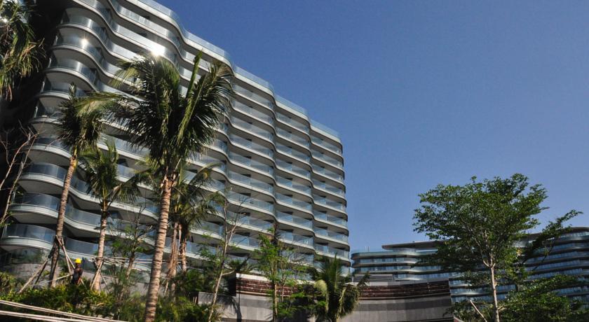 海南绿城蓝湾度假酒店——高级海景房